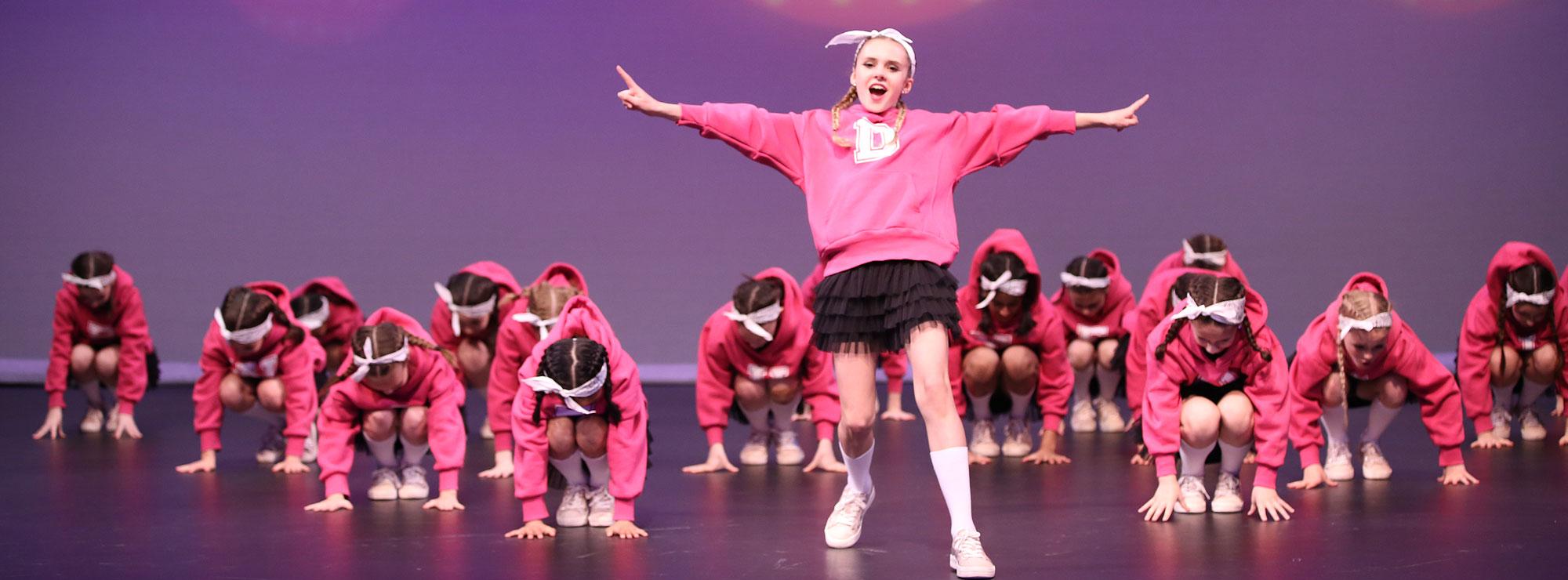 Port Moody School of Dance Hip Hop